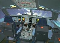 cockpit a380