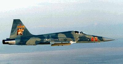 f-5 savaş jeti