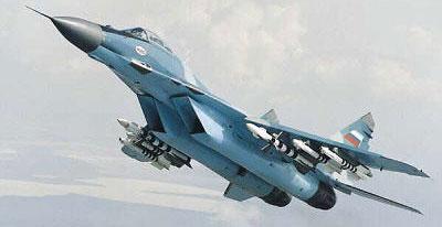 طائرات حربيه منوعه Mig29