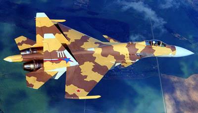 طائرات حربيه منوعه Su37